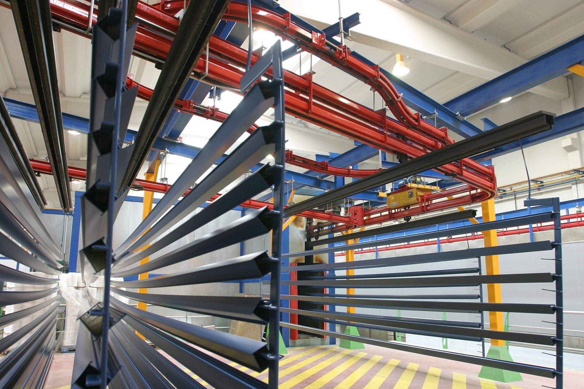Aluminio metalpintura for Colores de perfiles de aluminio