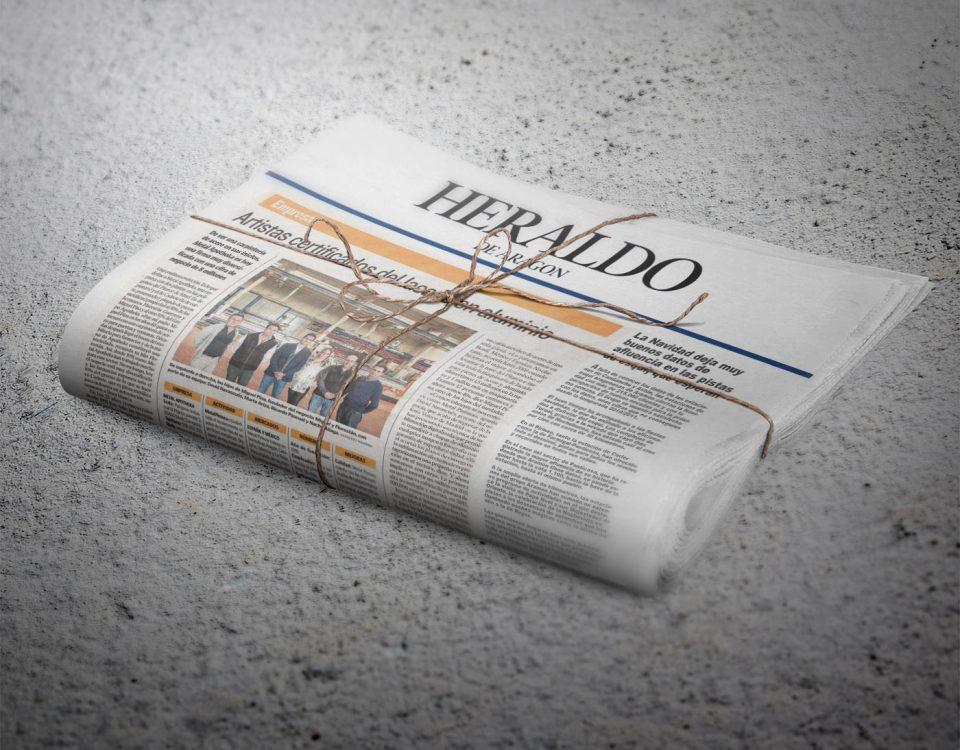 Articulo Heraldo Aragon
