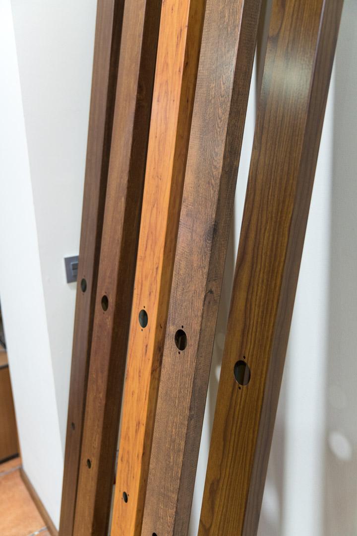Pieza con volumen acabado madera-3